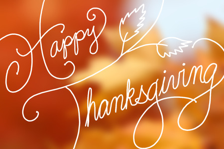 On this day of Thanksgiving, we are thankful for you our valued customer