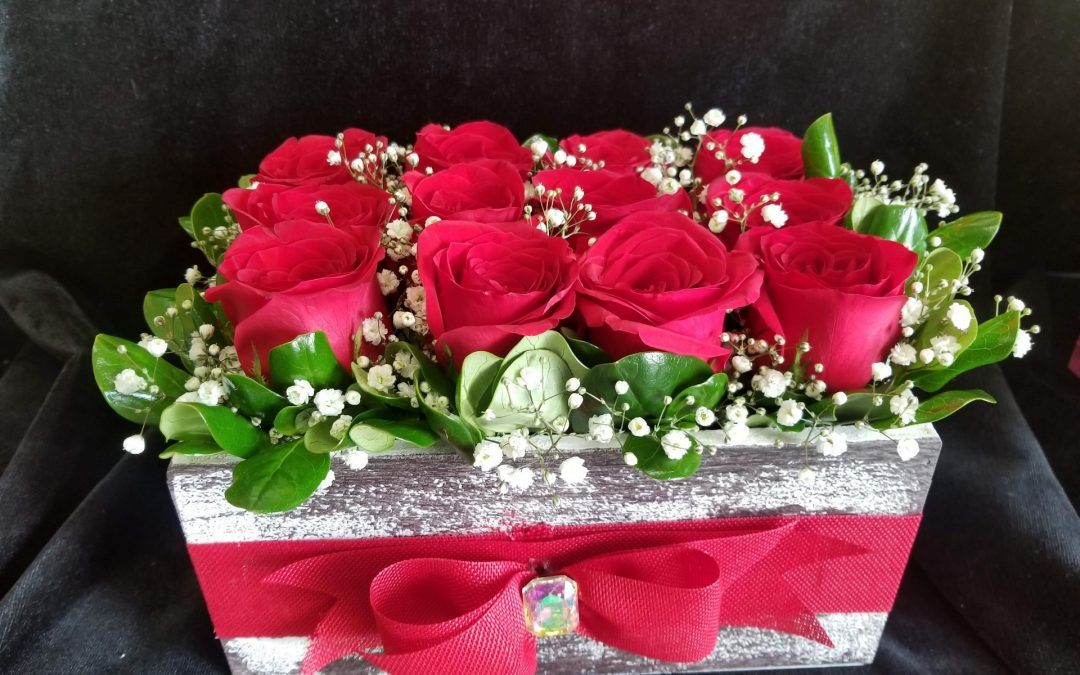 You Can Still Order A Flower Arrangement (Contactless Delivery Available)
